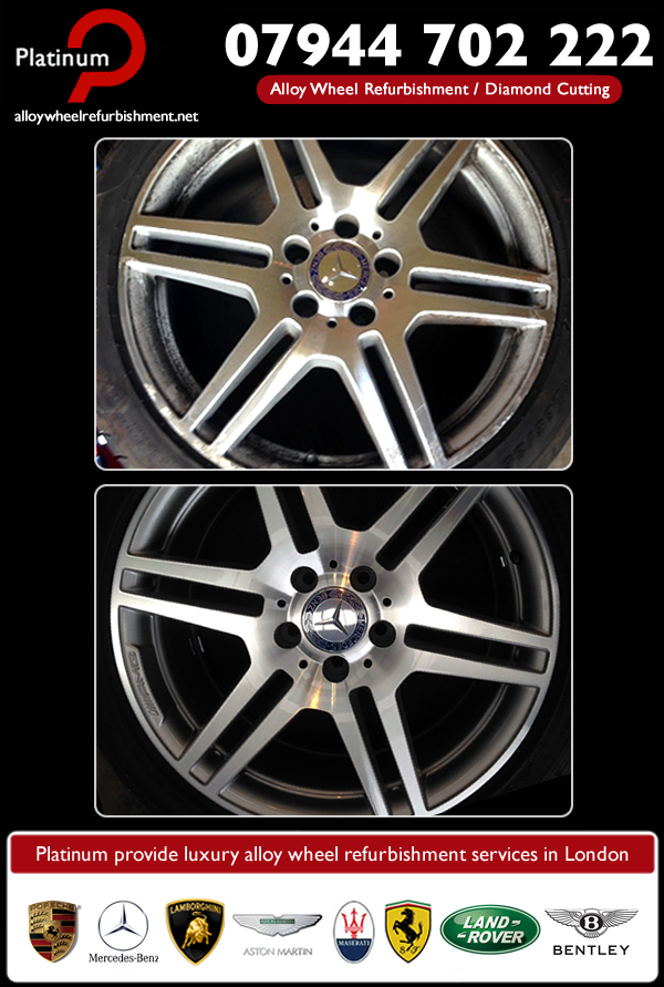 mercedes-benz wheel repair