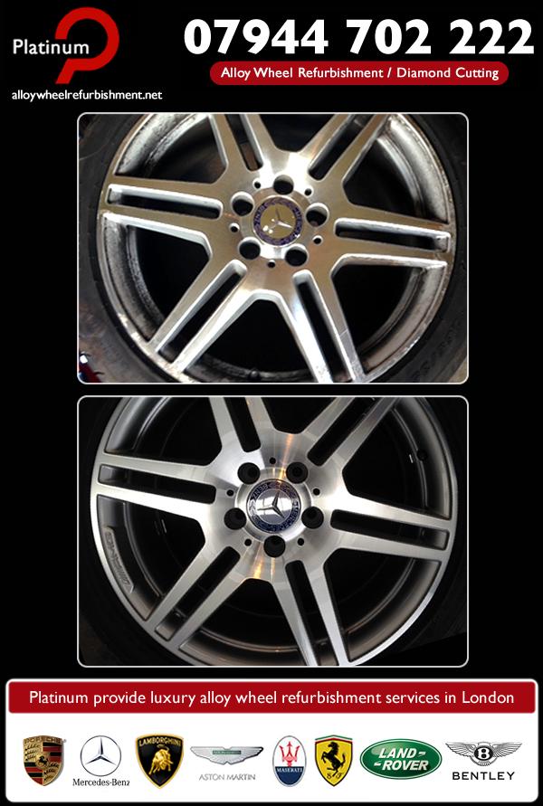 mercedes-benz wheel repair