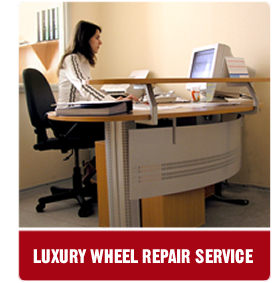 luxury wheel repair service