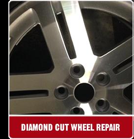 diamond cut wheel repair